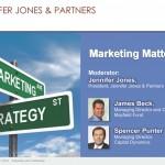 Keynote Branding Venture Firms: Jennifer Jones NVCA/PWC CFO event