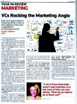 Jennifer Jones featured in VCJ – Year in Review article: VCs Rocketing the Marketing Angle